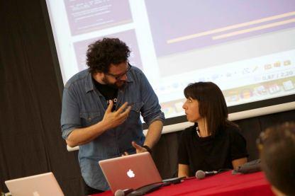 Alan Bedin, Diana Torto (C) A Gran Voce 2016