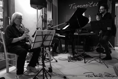 Luigi Sella, Alan Bedin, Marco Ponchiroli