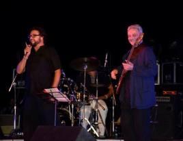 Alan Bedin, Ares Tavolazzi. Ju Ju Festival 2016