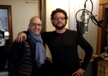 Alan Bedin, Stefano Amerio @ Artesuono, Cavalicco (UD)