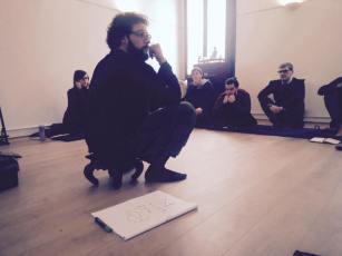 Alan Bedin @ Meditazione Zen Vicenza