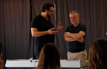 Alan Bedin e Luciano Borin, A Gran Voce 2018