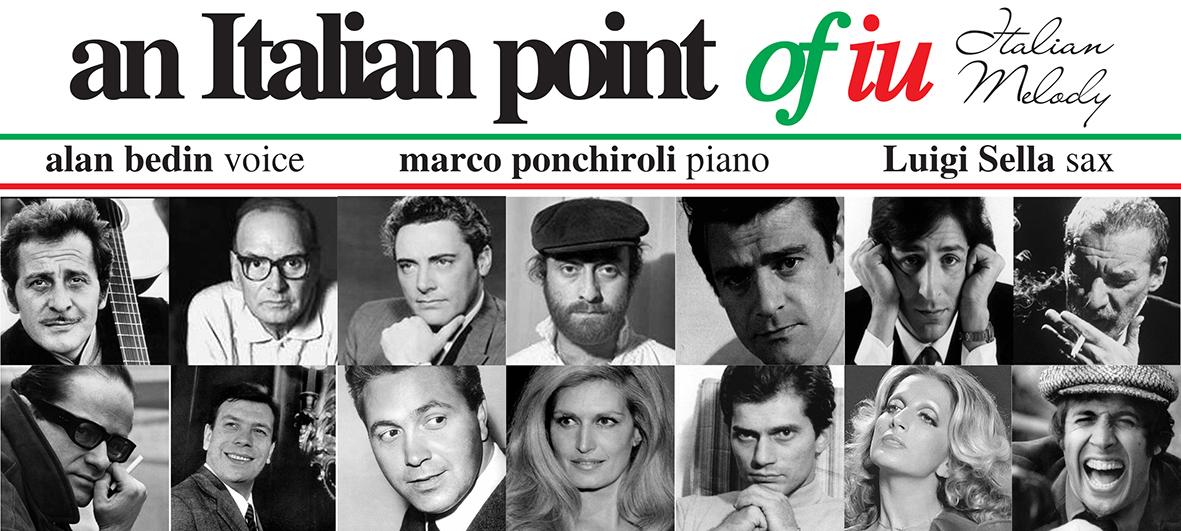 An italian point of iu. Il trio si rinnova con un nuovo progetto culturale per esportare la melodia italiana in modocontemporaneo