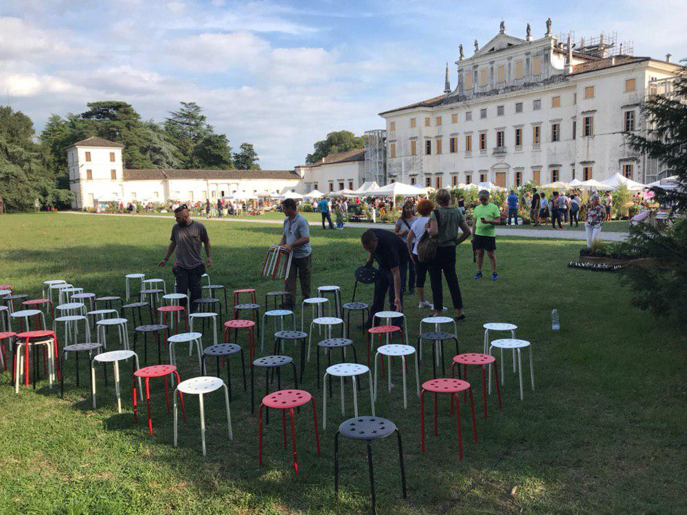 Alan Bedin. L'Agricoltura Monte Pantaleone chiede un nuovo repertorio per villa Manin in Friuli VeneziaGiulia.